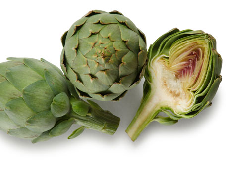 how to clean fresh artichokes