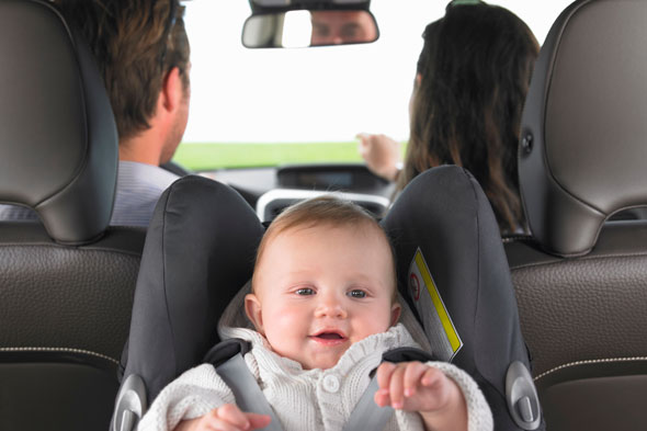Child car seat confusion - our guide to the new regulations and products